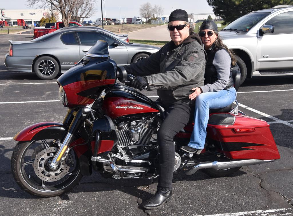 New Members Ride March 27th, 2021   PrairieThunder Chapter